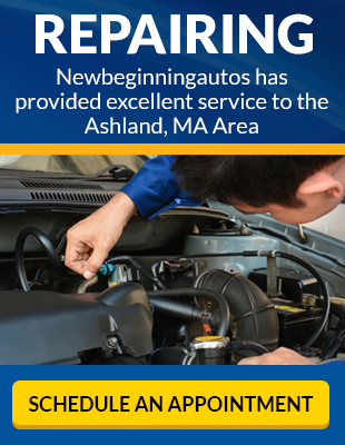 Schedule a test drive at New Beginning Auto Service Inc